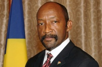 The Vice-President of the Republic of Seychelles - Mr. Vincent MERITON