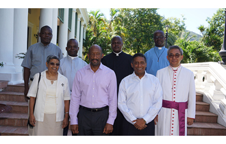 Six distinguished persons granted Seychelles citizenship by the President.