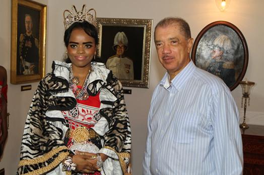 Princess Sikhanyiso Dlamini