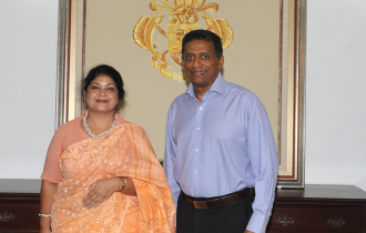 New High Commissioner of the People's Republic of Bangladesh to Seychelles Accredited