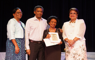 President Faure attends 29th edition of the Teachers' Awards