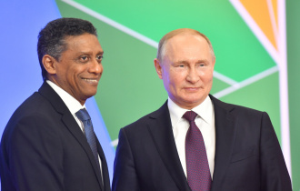 President Faure speaks on building Blue Economy partnerships at Russia-Africa Forum