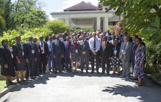 President Faure attends official opening of Southern African Chief Justices' Forum