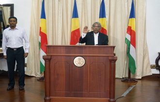 President of the Seychelles Court of Appeal Sworn In