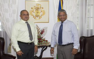 Ambassador Dick Esparon bids Farewell to the Public Sector