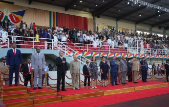 Seychelles celebrates 43rd Anniversary of Independence