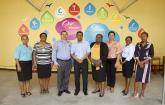 President Faure visits Seychelles Institute of Teacher Education