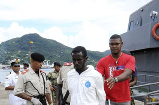 Piracy: Seychellois fishermen and Iranian crew rescued