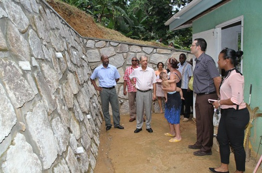 Substantial Progress in Rehabilitation of Flood Affected Areas