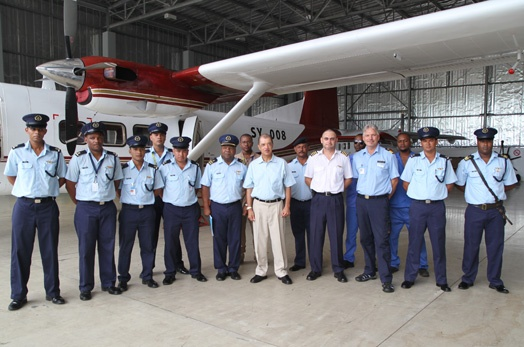 Striving for more professionalism in the Air Force