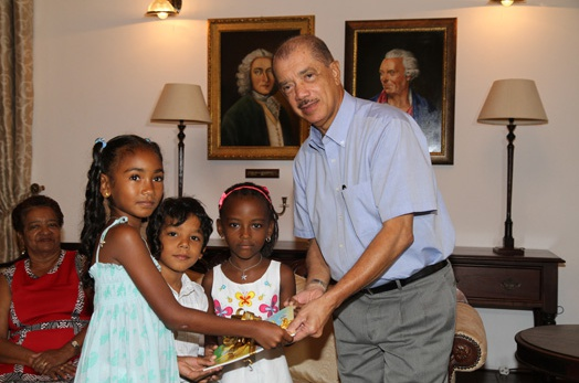 Early Childhood Aspirations for 2020 presented to President Michel