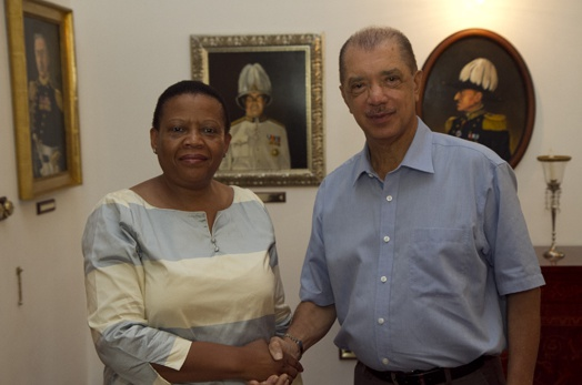 Seychelles committed to the development of access to information