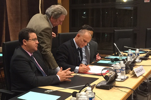 Seychelles Signs Landmark Debt Buyback Agreement with The Paris Club  for Debt-For-Climate Change Adaptation Initiative