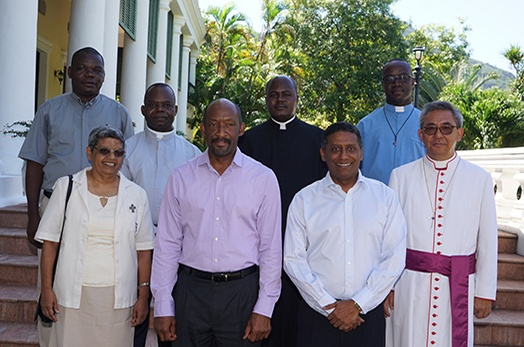 Six distinguished persons granted Seychelles citizenship by the President