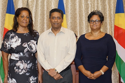 Two New Members of the Electoral Commission Sworn in