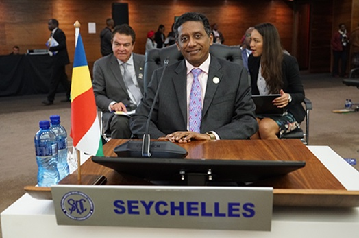 Seychelles proposes Regional Strategy to address the Scourge of Drugs in the SADC region