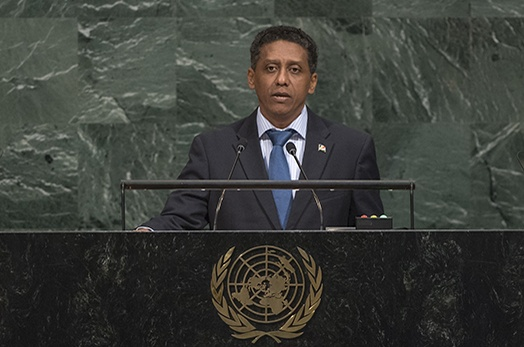 Seychelles calls for urgent action in the face of worsening climate-related disasters