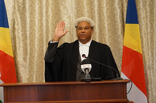New Attorney General sworn in