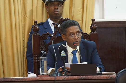 President Faure delivers State of the Nation Address (SONA) 2018