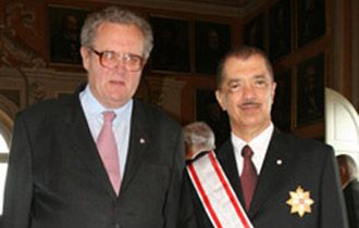 Seychelles and Order of Malta share affinity