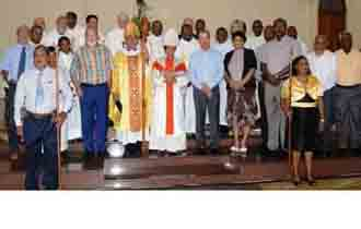 Golden Jubilee Celebrations of Bishop French Chang-Him