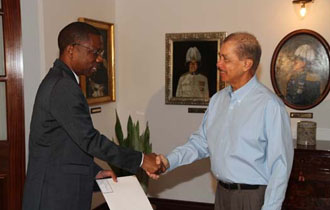 Mozambique Special Envoy Meets With President