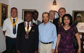 Rotary Clubs Express Support To Seychelles
