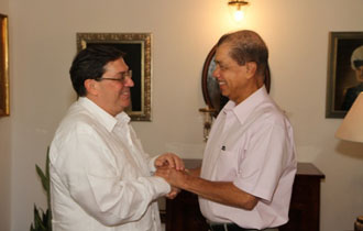 Seychelles-Cuba: A Deep-rooted  and Close Relationship