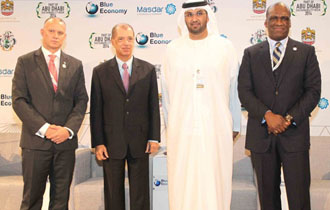 'Blue Economy Summit' Stresses the Role of Oceanic Nations in Global Sustainability