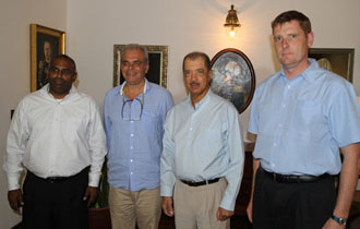UNODC committed to assist Seychelles in fight against drug use