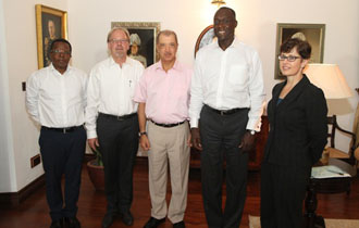 Seychelles and the World Bank plan capacity building for Knowledge-based Economy