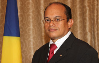President Michel congratulates Professor Rolph Payet on appointment as a UN Executive Secretary
