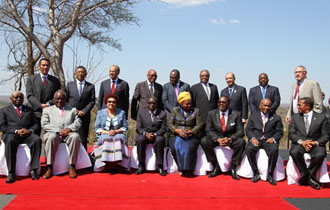 'Wealth is created through value addition, we need to diversify our economies'- President Michel at the SADC Summit 2014