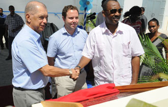 Another important accomplishment in the Seychelles fisheries sector