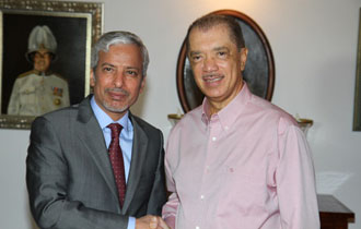 Kuwait Fund for Arab Economic Development plans more projects with Seychelles government