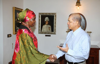 Tanzanian High Commissioner to Seychelles Bids Farewell