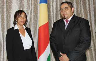 Appointment of New CEO and Deputy CEO of the Seychelles National Youth Council