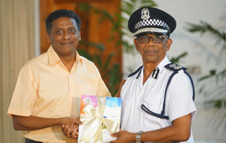 "New book ""300 Questions on Seychelles Government Services"" launched on Public Service Day 2016"