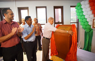President Michel opens new Independence House Annex: Investment Hub of Seychelles