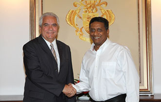 New Cuban Resident Ambassador Accredited