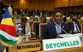 28th AU Summit-President Faure takes groundbreaking stance on Morocco's readmission