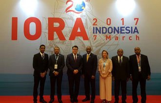 Seychelles and the 20 Member States of the Indian Ocean Rim Association (IORA) Adopts and Signs Historic Jakarta Concord