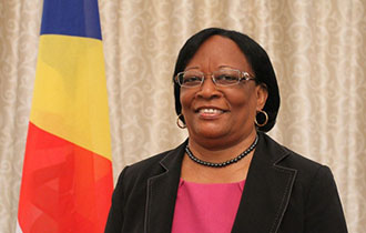 Appointment of Minister Jeanne Simeon
