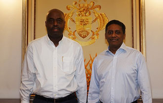 New High Commissioner of Rwanda to Seychelles Accredited