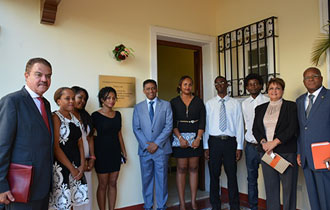 State Visit Cuba-President Faure Opens Seychelles Embassy in Cuba