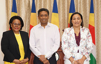 Two New Ministers Sworn into Office