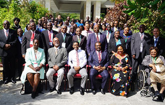 President Faure Attends 41st Plenary Assembly Session of SADC Parliamentary Forum