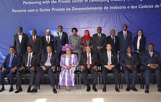 President Faure delivers Maiden Address during Opening Ceremony of 37th SADC Summit of Heads of States and Governments