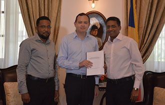President Receives Report of the Committee's Investigations on Staff Complaints at the National Cultural Centre
