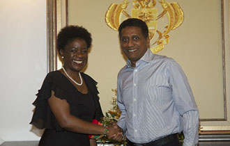Accreditation of New Zambian High Commissioner